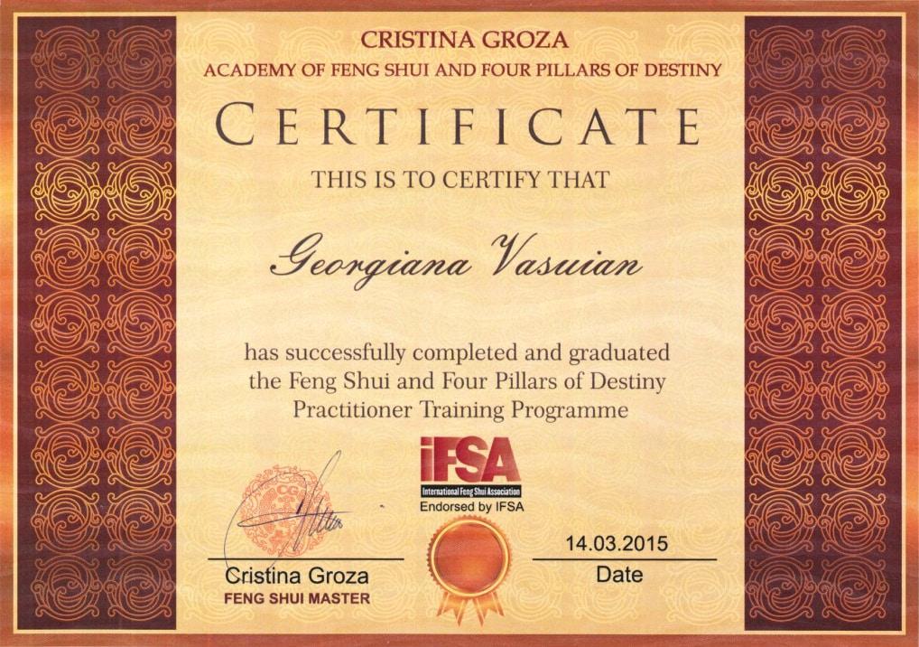 certificat-feng-shui-georgiana-vasuian